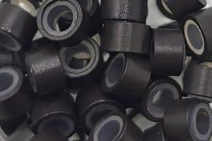 Dark Brown Micro Rings