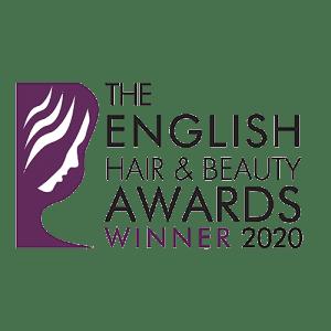 The English Hair & Beauty Awards Winner 2020